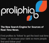 Proliphiq social search